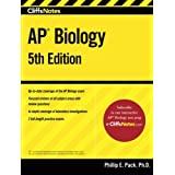 CliffsNotes AP Biology, 5th Edition (Cliffs Ap Biology)