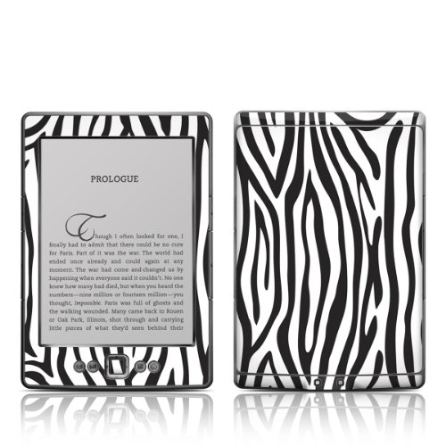 Decalgirl Kindle Skin - Zebra