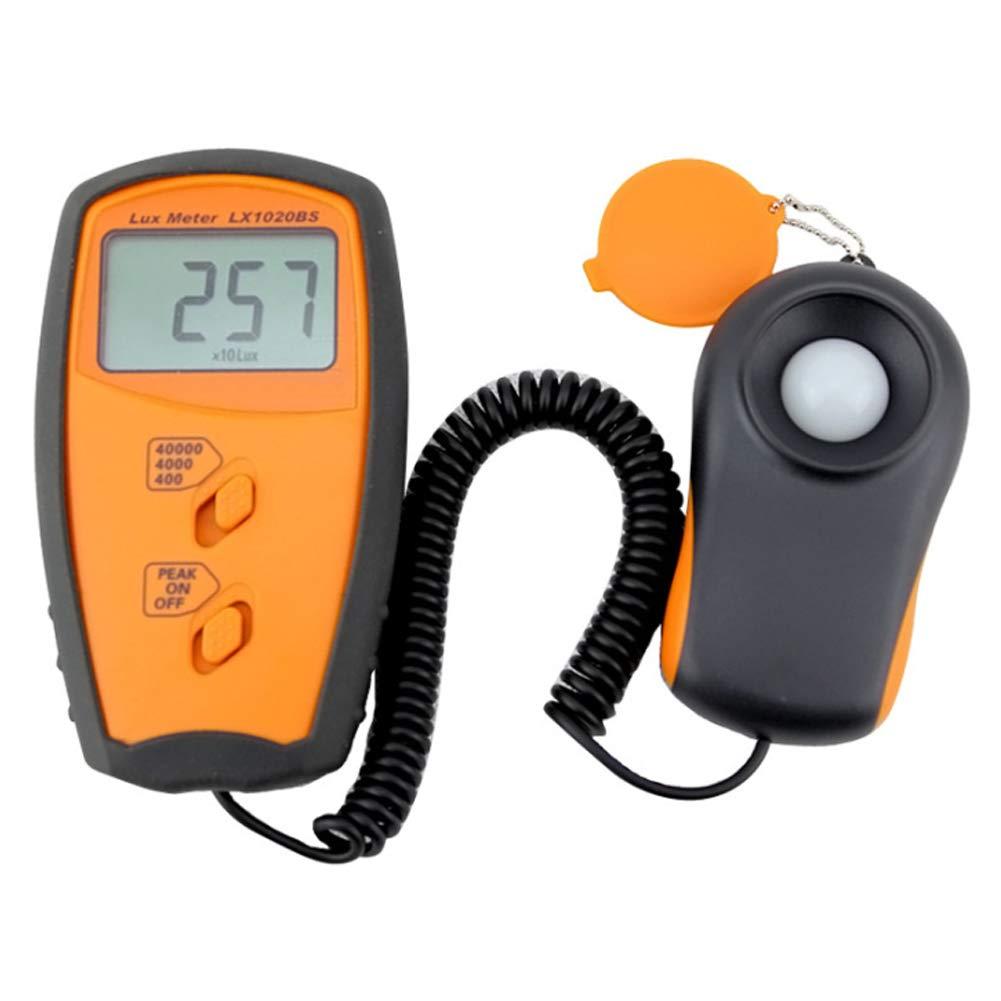 Digital illuminance Meter Illumination Meter Light Intensity Tester LX1020BS Wholesale