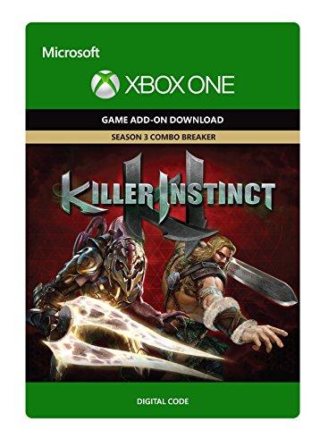 Killer Instinct: Season 3 Combo Breaker - Xbox One Digital Code by Microsoft