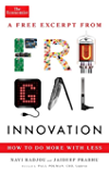 Frugal Innovation (e-short): How to do more with less