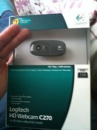 Logitech c270 webcam not working with skype