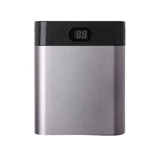 Bolange 20000 mAh Power Bank Box Cargador Móvil de Carga ...