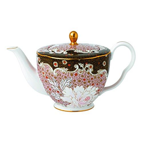 Wedgwood Daisy Tea Story Teapot, 1-Liter (Teapot Set Wedgwood)