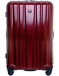 Revo Impact Expandable Hardside Spinner, 25, Burgundy