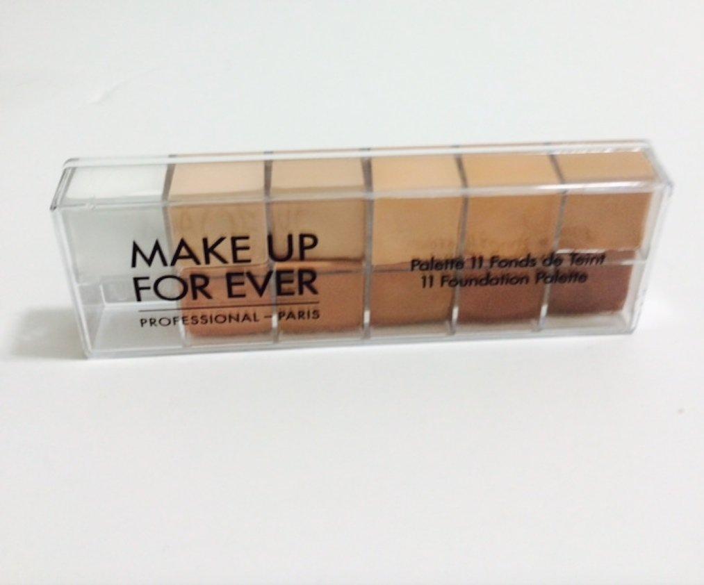 Makeup Forever Professional- Paris 11 Foundation Palette