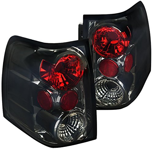Spec-D Tuning LT-EPED03G-TM Spec-D Altezza Tail Light Smoke