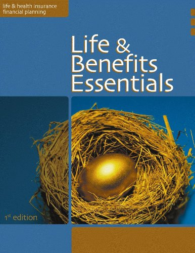 Life & Benefits Essentials (The Essentials Series) by The National Alliance for Insurance Educ (2009-05-03)