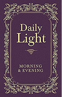 Attractive Daily Light: Morning And Evening Devotional Amazing Pictures