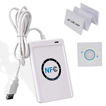 Hdliang 13.56MHz Copiadora RFID Duplicadora Lector de ...