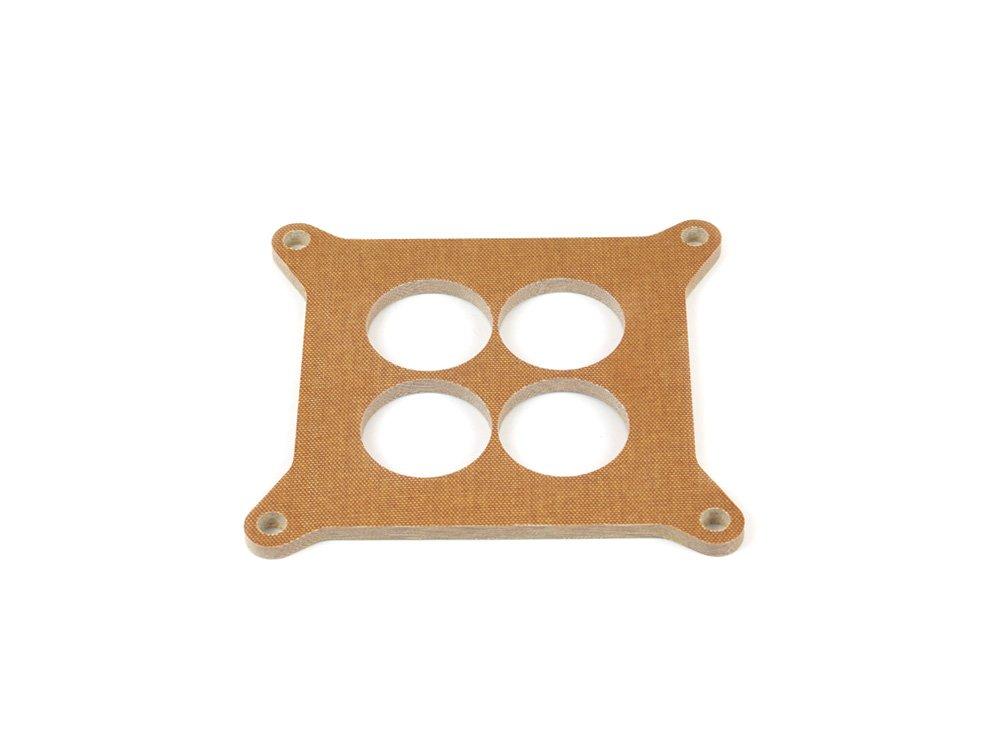 Canton 85-154 1/4' Thick 4-Hole Phenolic Carburetor Spacer Canton Racing Products