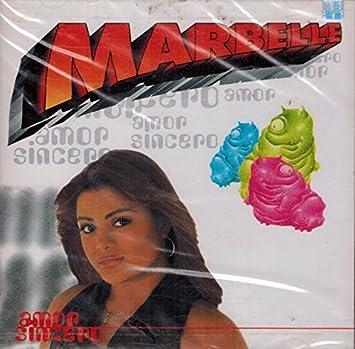f2524e52d7fa Amor Sincero by Marbelle (1997-10-07) - Amazon.com Music