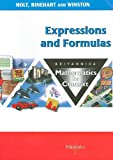 Expressions and Formulas, Freudenthal, 0030714443