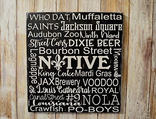 way Art Wooden Sign ()