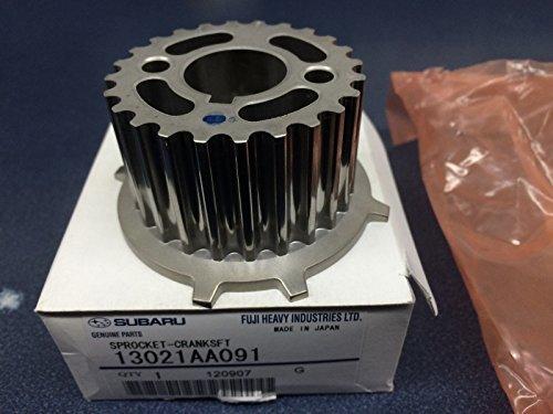 (Subaru 13021 AA091, Engine Timing Crankshaft Sprocket)