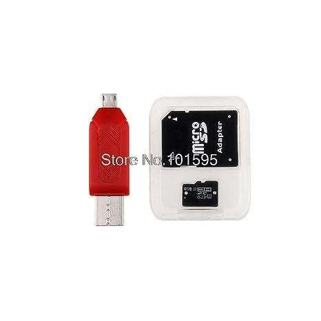 Achievess £ š TM) tarjetas de memoria Tarjeta Micro SD 8 GB ...