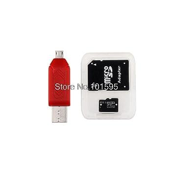 rybyte £ š TM) tarjetas de memoria Tarjeta Micro SD 8 GB 16 ...