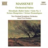 Massenet - Her?3diade Orchestral Suites Nos 1-3 by New Zealand Symphony Orchestra (1995-04-11)