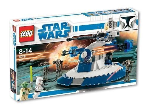Lego Star Wars Set 8018 Armored Assault Tank Aat Price Compare