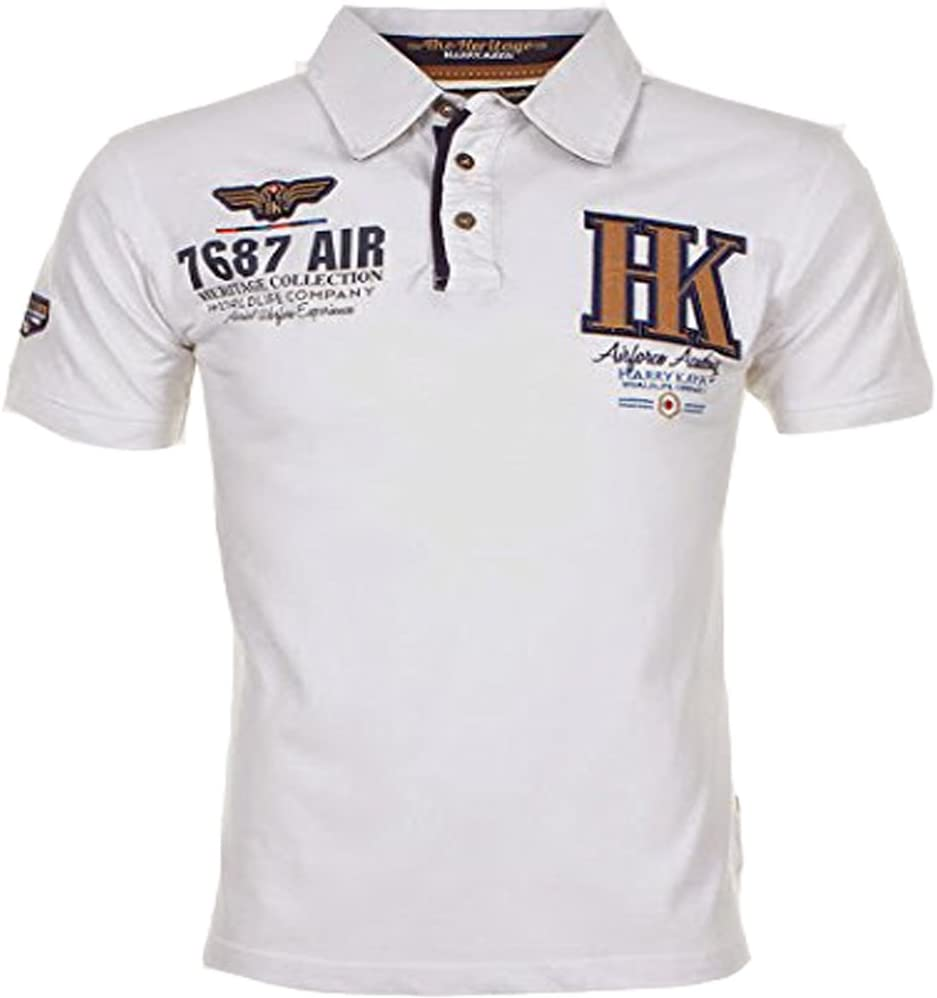 Harry Kayn Polo Manches Courtes Homme CAYN