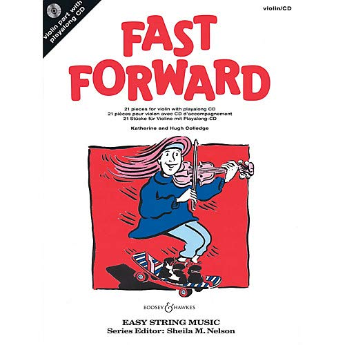 Fast Forward Boosey Hawkes Chamber Music Series Pack of 2 -