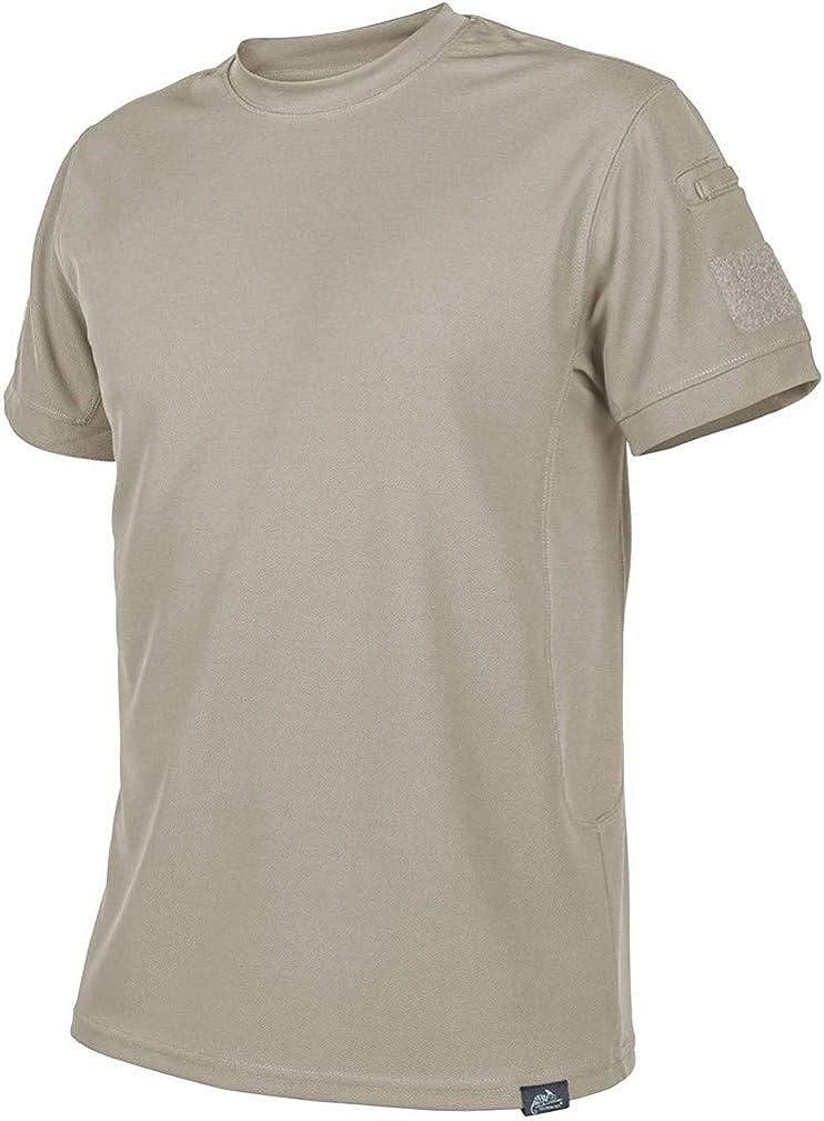 Helikon Hombre Camiseta Táctica Caqui: Amazon.es: Ropa y accesorios