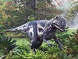 11 x 14 252 Pc Puzzle Megalosaurus Dinosaurs