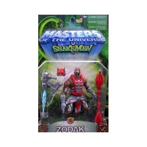 Mattel He-Man Masters of The Universe Zodak 2002 Motu