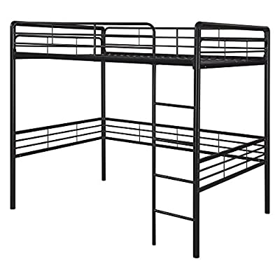 Dorel Home Products Full Loft Bed