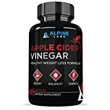 Apple Cider Vinegar Capsules :: Promotes Digestive Health:: Boosts Metabolism:: Encourages Weight Loss :: All-Natural :: 30 Day Supply:: Alpine Labs For Sale