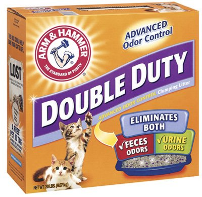 dblduty cat litter