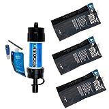 Set Sawyer Mini Water Filter + Hydration Pack (3x 1Litre)