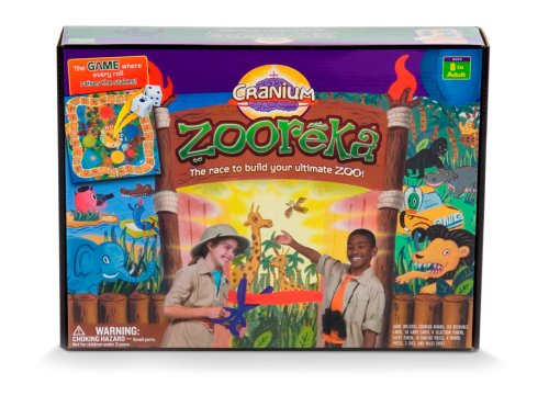 zoo board game - 3
