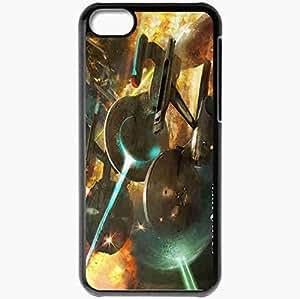 diy phone casePersonalized iphone 4/4s Cell phone Case/Cover Skin Star Trek Blackdiy phone case