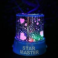 Amazon.com: Matefield Novelty Luz de noche proyector lámpara ...