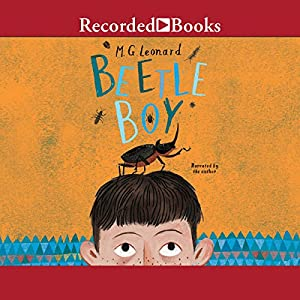 Beetle Boy Audiobook