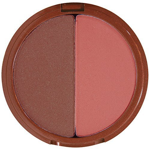 Mineral Fusion Blush/Bronzer Duo, Rio, .29 Ounce by Mineral - Rio Mall Stores