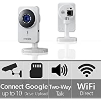 SNH-1011N - Samsung Wisenet IP Wireless Smart Cam