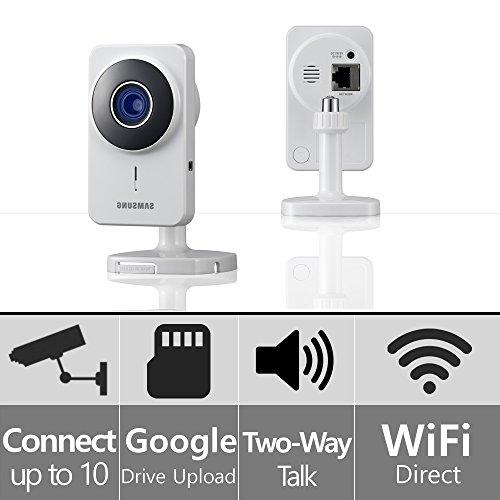 SNH-1011N - Samsung Wisenet IP Wireless Smart Cam