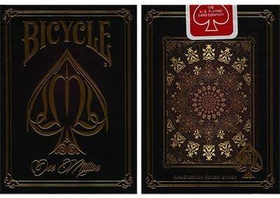 دوچرخه یک میلیون عرشه (قرمز) توسط کارت های بازی Elite توسط ناشناخته