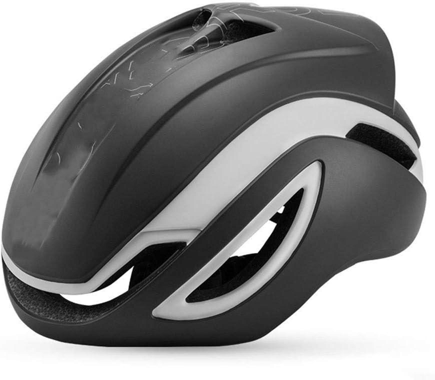 PORTA 軽量バイクHelmeファッションサイクリングヘルメット大人の男性と女性の統合成形自転車ヘルメットヘルメットロードバイクシンプルな機器プリティ