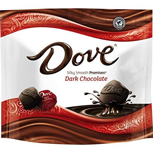 DOVE PROMISES Dark Chocolate Candy Bag, 8.46 oz