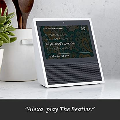 Echo Show - 1st Generation Black 6