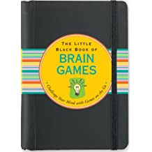 The Little Black Book of Brain Games (Brain Teasers)