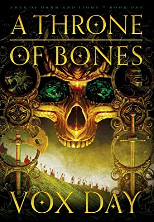 book cover of A Throne of Bones