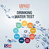 home drinking water treatment process Drinking Water Test Kit For Municipal Tap and Well Water - Simple Testing Strips For Lead Copper Bacteria, Nitrates, Chlorine and More