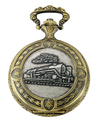 Pocket Watches Bronze Tone - 8