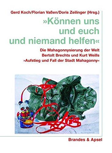 Können uns und euch und niemand helfen (wissen & praxis) Taschenbuch – 1. Juni 2006 Gerd Koch Florian Vassen Doris Zeilinger Brandes & Apsel