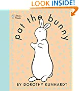 #4: Pat the Bunny (Touch and Feel Book)