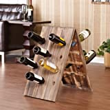 SEI Saticoy 24-Bottle Riddling Display Rack